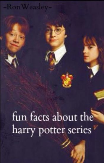 Fun Facts About the Harry Potter Series