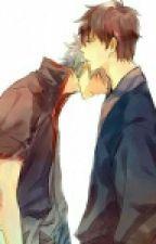 Mi compañero me oculta algo (yaoi *-*) by agus-akihiko-chan