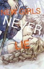 New Girls Never Lie (a jelsa fanfic) by allthoesfandoms