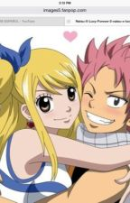 Lucy x natsu by lily7966