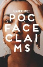 𝗨𝗡𝗗𝗘𝗥𝗧𝗢𝗡𝗘𝗦 ° poc face claims, etc. by subwaycities