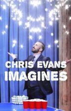 Chris Evans Imagines! by jennaringpop