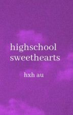 highschool sweethearts. (hxh au) by killuashit