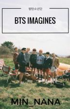 BTS IMAGINES! by min_nana