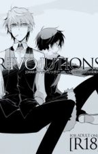 I will never love or will i (Izaya and Shizuo love triangle) by Yuki567
