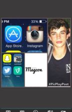 Choices: hayes grier imagine by literally_kat