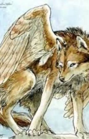 The Winged Wolf by Bexx916