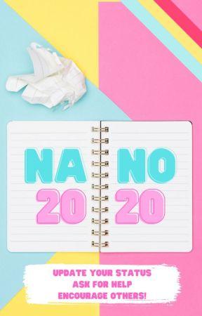NaNoWriMo 2020 Club! by UnderMySkin