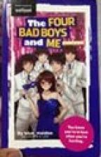 The Four Bad Boys And Me Part 2 by Blue Maiden by pandayanbookshop