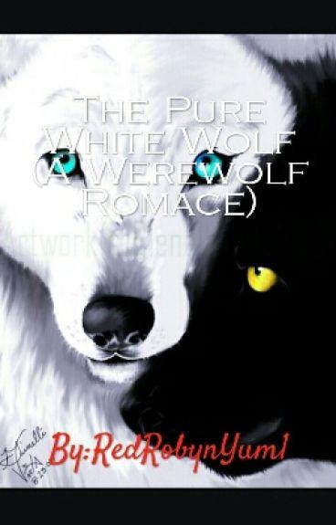 Pure white werewolf - photo#12