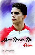Love needs no age *Marc Bartra*(Stopped) by JaneBoueri
