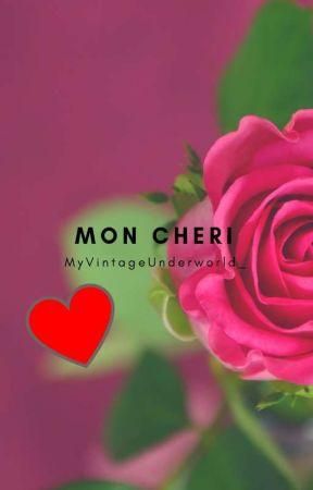 Mon Cheri (Solangelo AU) by MyVintageUnderworld_