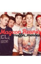 magcon reunion / m.e. by muffin_mendes
