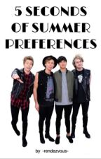 5 Seconds of Summer Preferences by -rendezvous-