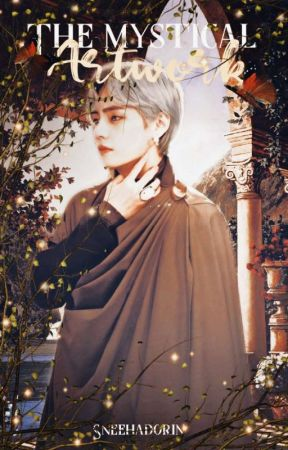 The Mystical Artwork- Kim Taehyung FF by Sneehadorin