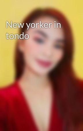 new yorker in tondo play
