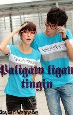 Paligaw ligaw tingin (one shot story) by SpyGirlWannaBe