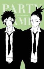 Party Games (Kiba/Shikamaru x Reader) by daisukillua