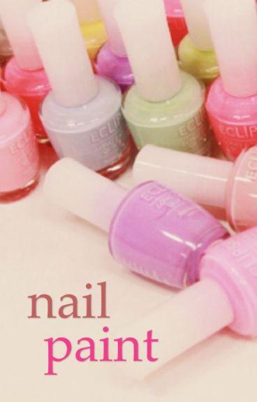 nail paint * larry (portuguese version)