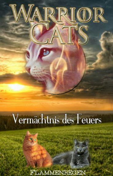 Warrior Cats - Das Vermächtnis des Feuers