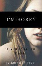 I'M SORRY by bridgetking-15