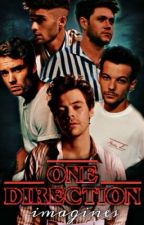 ONE DIRECTION IMAGINES by damnfamxinifinite