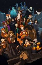 Harry Potter one shot  by angeleyes213
