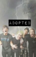 Adopted by 5 Seconds Of Summer by Nutella_Ashton