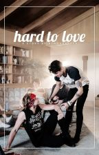 hard to love ✉ cashton by dendroaspys