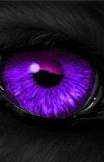 the black wolf with purple eyesrewriting birdin