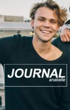journal ➸ a.i au by lukerclifford