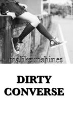 Dirty Converse • z.m by maliksunshines