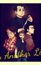In Another Life || demonprince!dean/angelslave!castiel with Sabriel included by wingsandhunters
