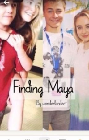 Finding Maya by wonderlander-