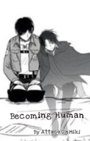 Becoming Human by GetAlongShirt