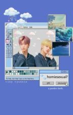 Homiesexual  Yeonbin by tinyytyunniee