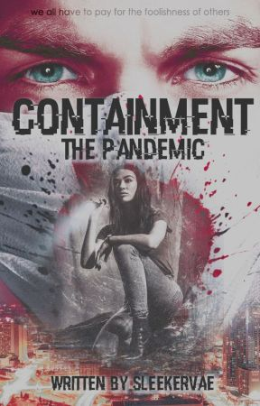 The Pandemic ✘ J. Riley   [book 3] by SleekerVae