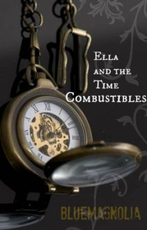 Ella and the Time Combustibles by BlueMagnolia