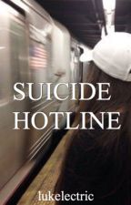 Suicide Hotline | l.h. by lukelectric