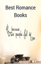 Best Romance Books On Wattpad by DeepInDreams