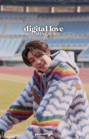 digital love ¦  minghao ff↠yoonarese by yoonarese