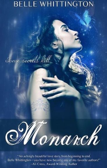 Monarch (Book 3 of the Cicada Trilogy) by BelleWhittington