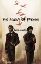 The Agony of Friends by Rose-Moriarty