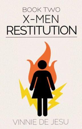X-Men: Restitution. by VinnieKittie