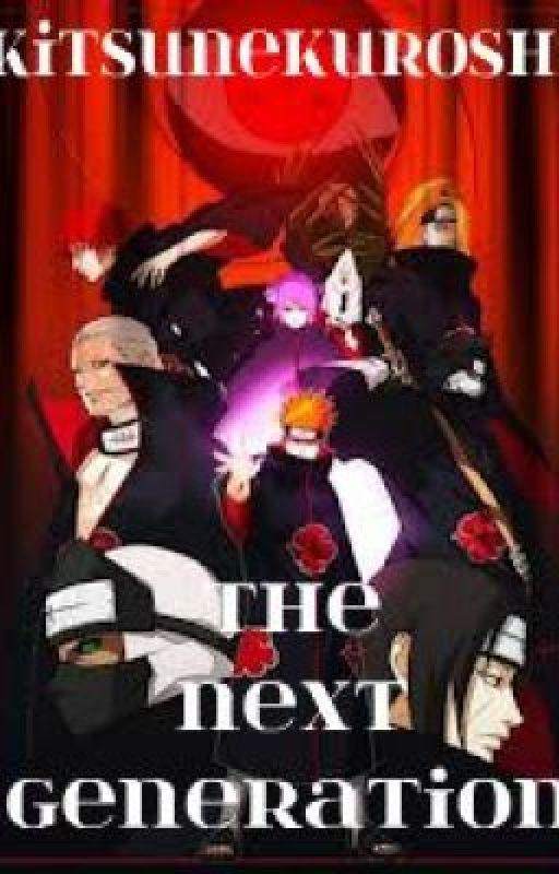 Akatsuki, The Next Generation! by kitsunekuroshi