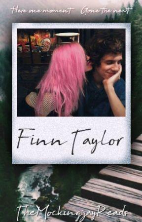 Finn Taylor by TheMockingjayReads
