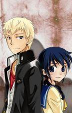 Bloodied Souls- Ayumi X Yoshiki fanfic by AmberFeasby1