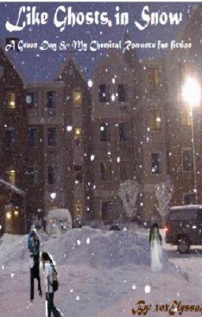 Like Ghosts In Snow by EllyNicole
