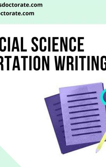 Social science dissertation graphic design dissertations
