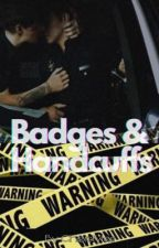 Badges & Handcuffs - L.S by cherstyles
